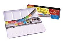 Classic 12+6 watercolour box