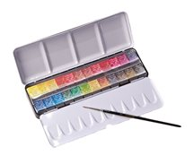 Classic 24 watercolour box