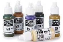 Model Color 17ml